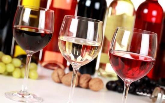 красное вино польза