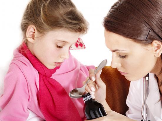 лечение простуды у ребенка