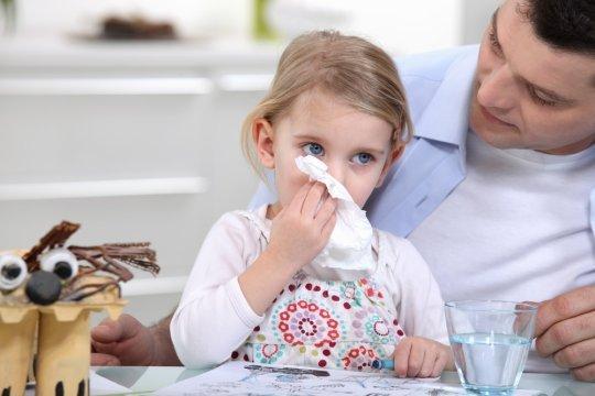 капли с антибиотиками при насморке