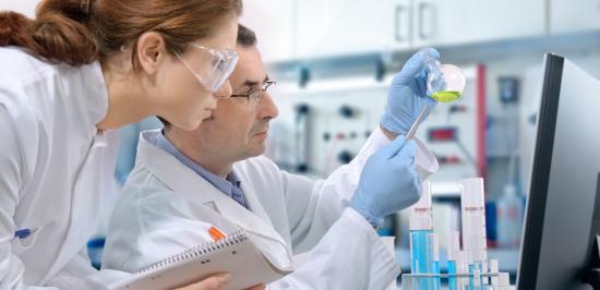 лаборатные исследования