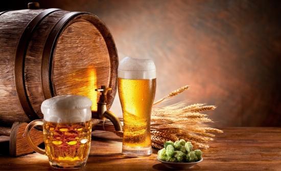 в чем польза натурального пива