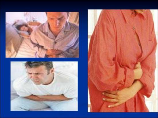 симптомы заболеваний жкт