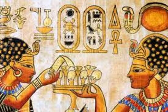 определение беременности народными методами в древнем Египте