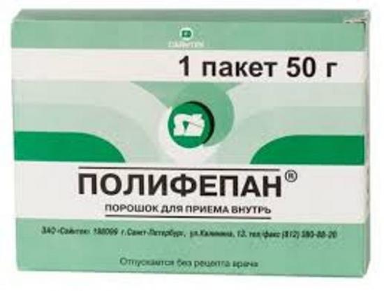 полифепан при кожных заболеваниях у взрослых