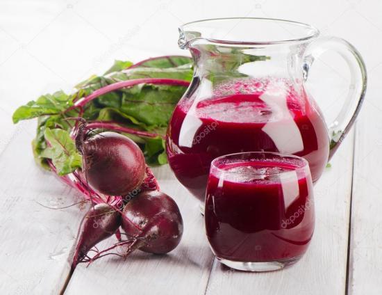 свекольный сок для понижения давлекния