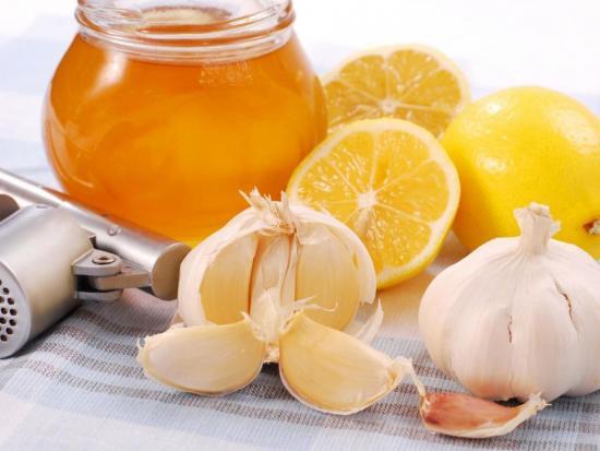 чеснок и лимон при повышенном давлении