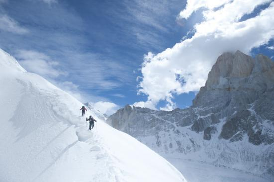 люди, живущие в горах