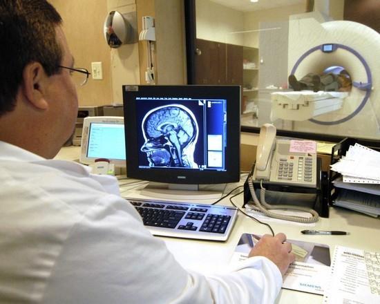 компьютерная томография головы
