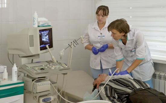 стоимость узи щитовидной железы в инвитро