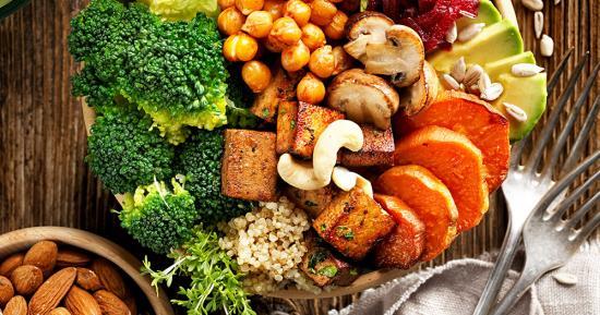 сколько белка содержится в разных продуктах