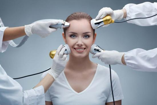 аппаратная косметология, салон красоты