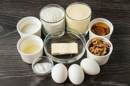 полезны яйца, масло, орехи