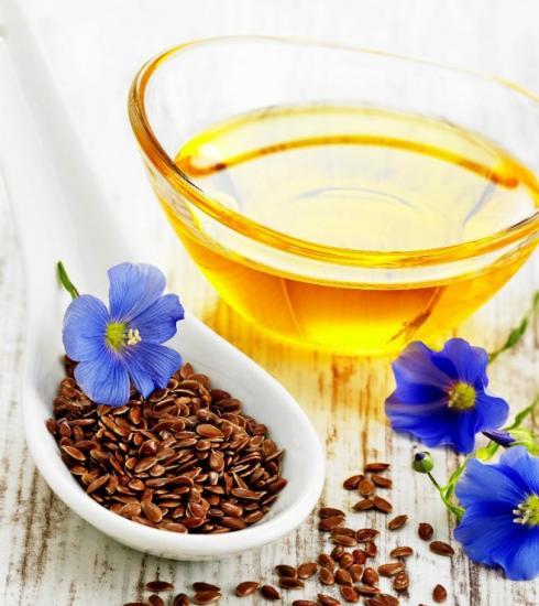 льняное масло