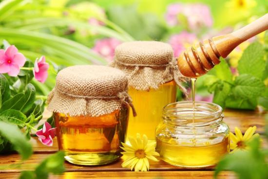 мед, травы, натуральный жир для лечения суставов