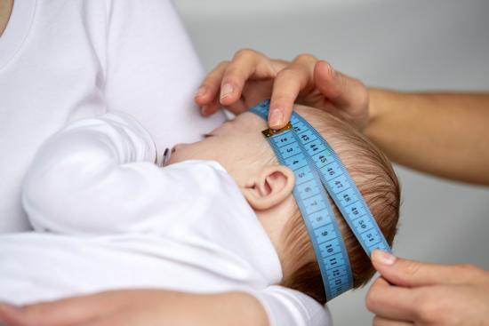 как определить внутричерепное давление у грудничка