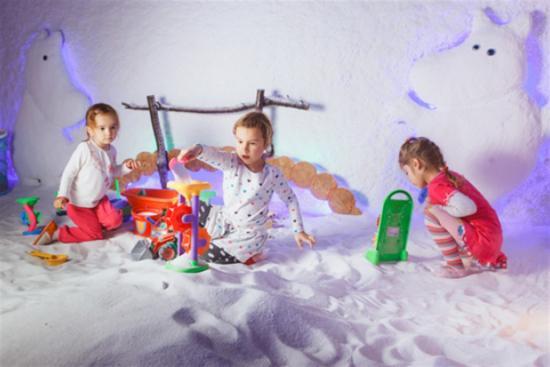 лечение аденоидов у детей в соляной пещере