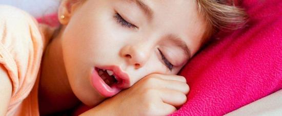 нарушение дыхания при аденоидах