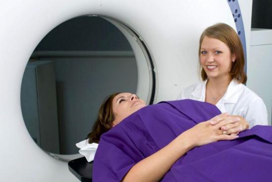 компьютерная диагностика и МРТ