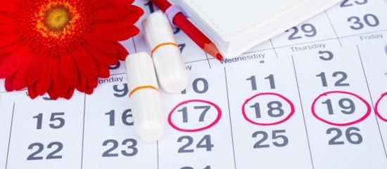 сбои в менструальном цикле