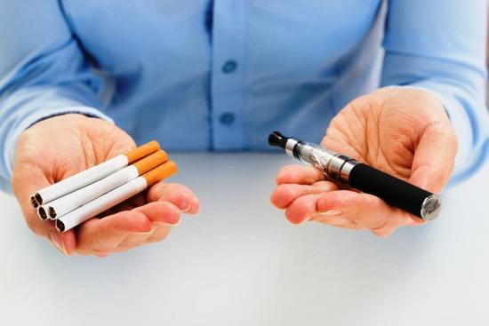 что лучше обычные сигареты или электронные