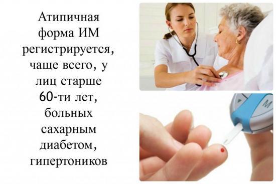 прчины инфаркта миокарда