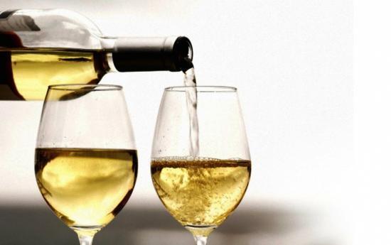 белое суххое вино