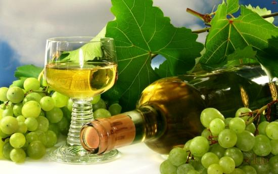 рецепт прготовления сухого вина