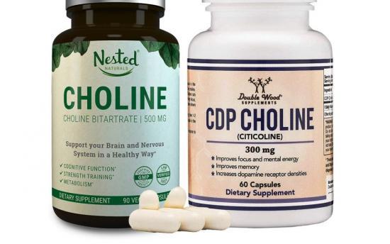 витамины с холином