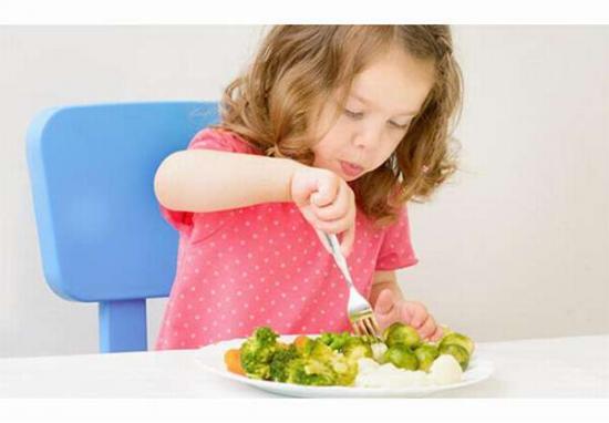 какие блюда приготовить ребенку