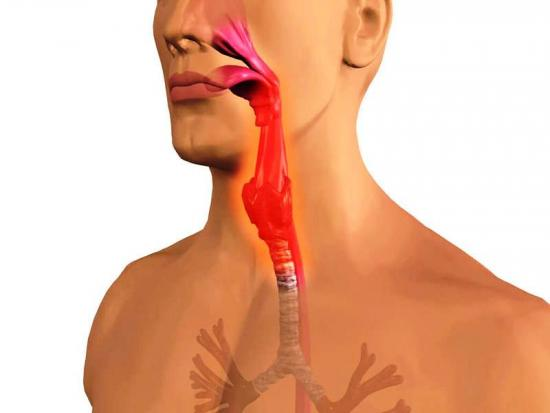 чем лечить носоглотку