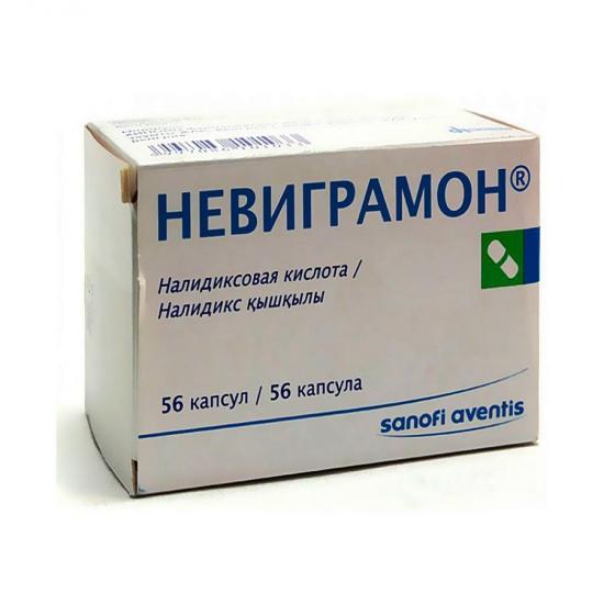 невиграмон, состав препарата