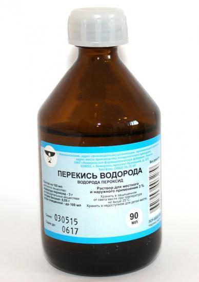 лечение парадонтита перекисью водорода по доктору Неумывакину