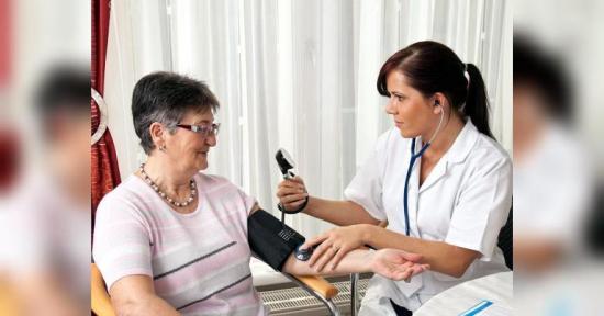 измерение давления, лечение гипертонии