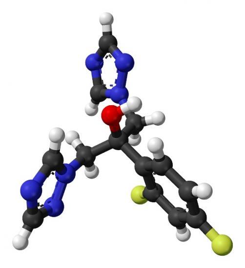 Флуконазол формула