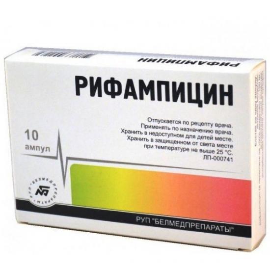 причины розового цвета мочи - лекарственные препараты
