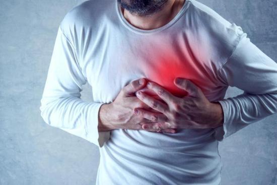 Симптомы инфаркта