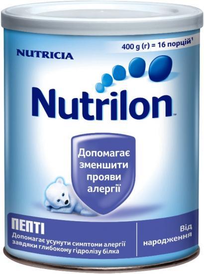 Нутрилон против аллергии