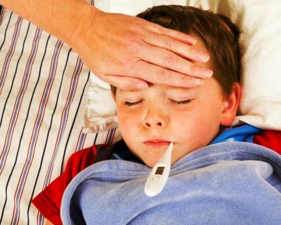 Прикорневая пневмония  удетей
