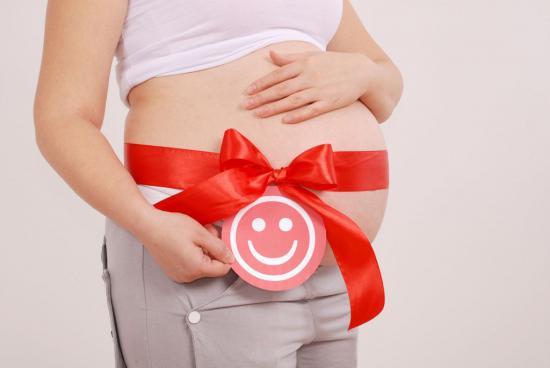 Сыпь на лице во время беременности