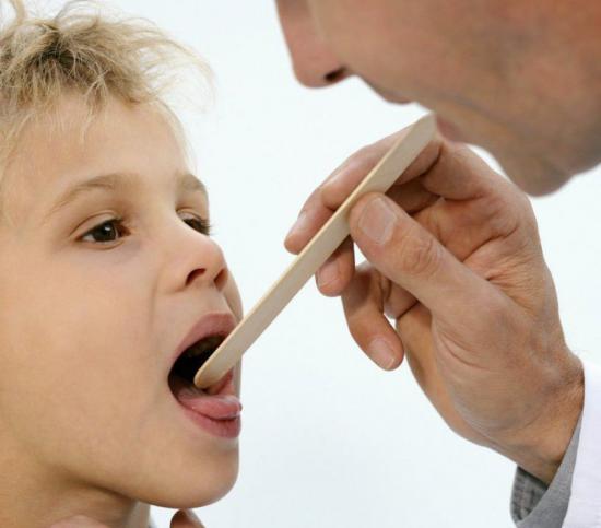 Хронический синусит у детей