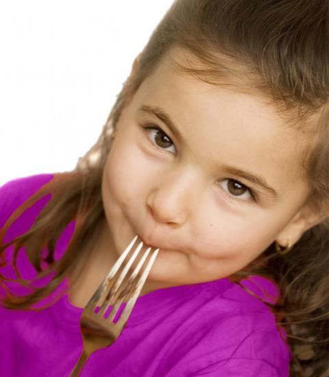 Рацион питания зависит от возраста ребенка