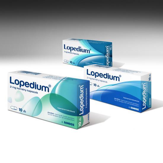 Активным веществом Лопедиума является лоперамида гидрохлорид