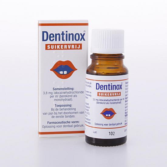 Большинство родителей довольны действием препарата Дентинокс