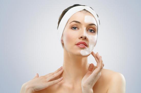 Маски для лица из бадяги подходят для всех типов кожи