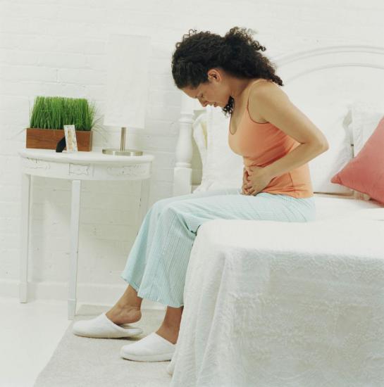 С проблемой пищеварения сталкиваются многие люди