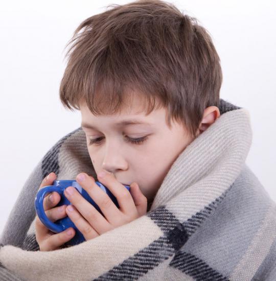 Вирусный конъюнктивит у детей развивается на фоне простуды