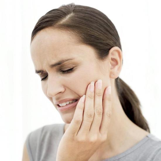 При язвенном гингивите развивается воспалительный процесс
