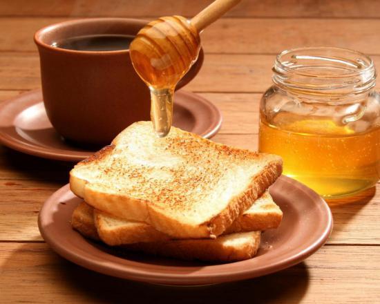 В день нужно употреблять определенное количество меда