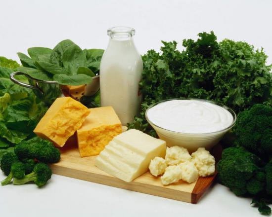 Витамин Д содержится в продуктах питания