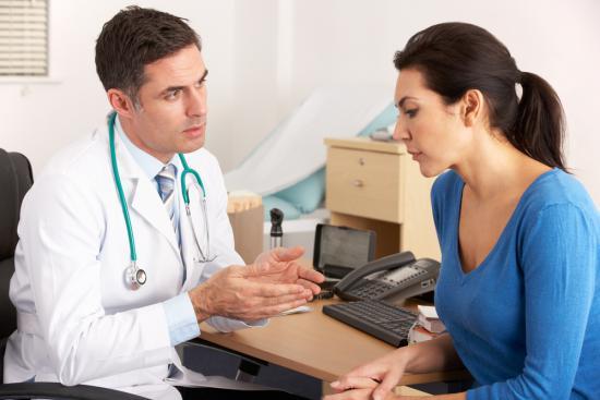 Диагностика позволяет определить наличие анальных трещин